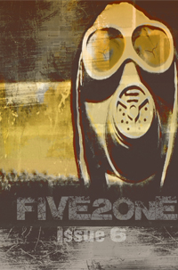 Five 2 One Magazine Issue 6 Cover