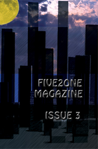 Five 2 One Magazine Issue 4 Cover
