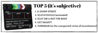 top 5 for six inches artical