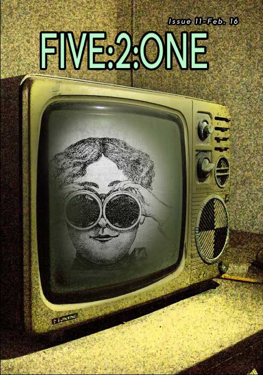 Five 2 One Magazine Issue 11 Cover