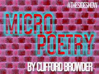 Five Poems by Clifford Browder